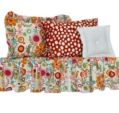 Swinney Pillowcases and Bed Skirt Size: Full