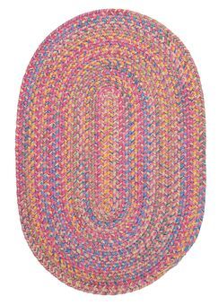 Oliver Reversible Area Rug Rug Size: Round 8'