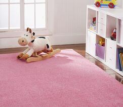 Anika Pink Area Rug Rug Size: Rectangle 9' x 12'