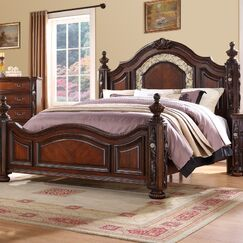 Verona Panel Bed Size: Queen