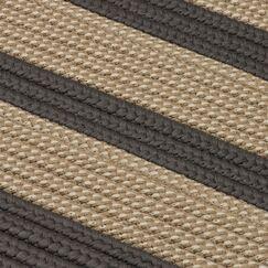 Seal Harbor Hand-Woven Gray Outdoor Area Rug Rug Size: Rectangle 12' x 15'