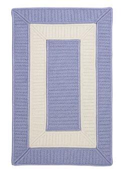 Kenton Purple Indoor/Outdoor Area Rug Rug Size: Rectangle 12' x 15'