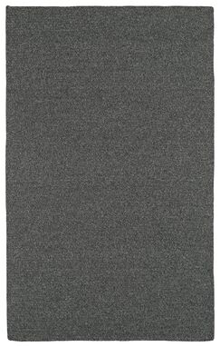 Dunbar Charcoal Indoor/Outdoor Area Rug Rug Size: Rectangle 2' x 3'