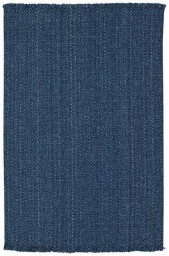 Felton Blue Area Rug Rug Size: 8' x 11'