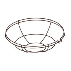 Sally Wire Guard Lenses & Filters Finish: Architectural Bronze, Size: 3.5