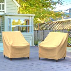 Outdoor Chair Cover Size: 36