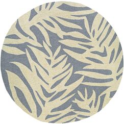 Wallingford Hand-Woven Gray/Beige Indoor/Outdoor Area Rug Rug Size: Rectangle 2' x 4'
