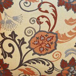 Indoor/Outdoor Sunbrella Bench Cushion Fabric: Sunbrella Elegance Marble