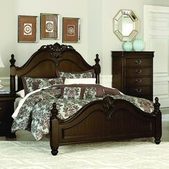Boltongate Panel Bed Size: Queen