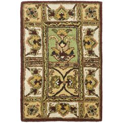 Carnasheeran Multi Rug Rug Size: Rectangle 2' x 3'