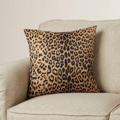 Tanvi Animal Print Throw Pillow Size: 20