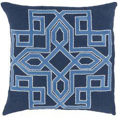 Rihamna 100% Linen Throw Pillow Cover Size: 20
