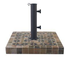 Aronwold Concrete Free Standing Umbrella Base