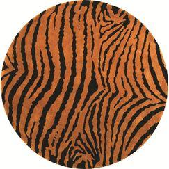 Dorthy Black/Brown Area Rug Rug Size: Rectangle 3'6