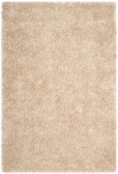 Chapman Hand-Tufted Beige Area Rug Rug Size: Rectangle 4' x 6'