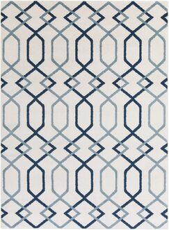 Siclen Blue Area Rug Rug Size: Rectangle 6'7