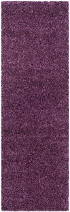 Malina Purple Area Rug Rug Size: Runner 2'3