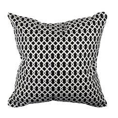 Lillian August Home Throw Pillow Size: 18