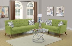 Upper Shockerwick 2 Piece Living Room Set Upholstery: Willow