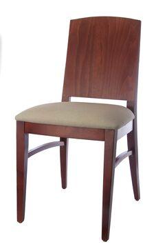 Condor Side Chair Finish: Mahogany