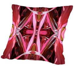 Blanket 2X Square Outdoor Throw Pillow Size: 18