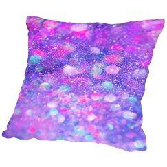 Luxury Throw Pillow Size: 18