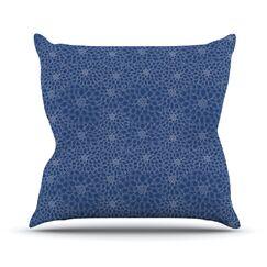 Throw Pillow Size: 16'' H x 16'' W x 3