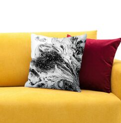 My Embrace Throw Pillow Size: 14