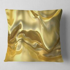 Abstract Cloth Texture Pillow Size: 26