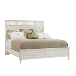 Glover Panel Bed Size: King