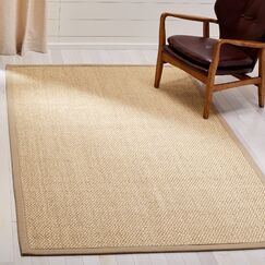 Chaisson Ivory Area Rug Rug Size: Rectangle 6' x 9'