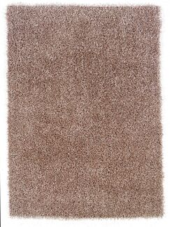 Hand-Tufted Pink Area Rug Rug Size: Rectangle 8' x 10'