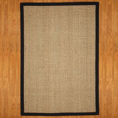 Alland Contemporary Hand-Woven Brown Area Rug Rug Size: Runner 2'6