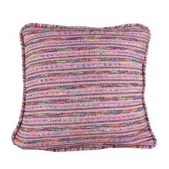 Decorative Throw Pillow Cover Color: Dusty Pink, Size: 20