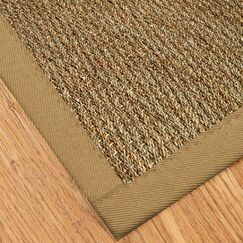 Alland Handmade Brown Area Rug Rug Size: Runner 2'6