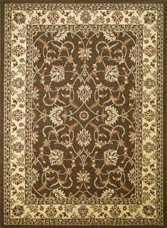 Chester Sultan Brown Rug Rug Size: Rectangle 6'7