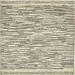 Navarro Beige/Brown Area Rug Rug Size: Square 8'
