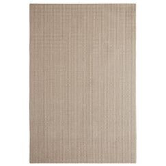 Bettie Hand-Tufted Beige Area Rug Rug Size: Rectangle 6' x 9'