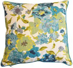 Demery Decorative 100% Cotton Throw Pillow