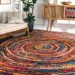 Hector Area Rug Rug Size: Rectangle 3'3