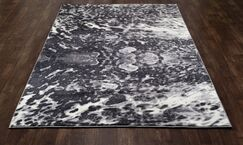 Mcconnell Dark Gray Area Rug Rug Size: 3'11 x 6'1