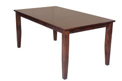 Aden Extendable Dining Table Finish: Espresso