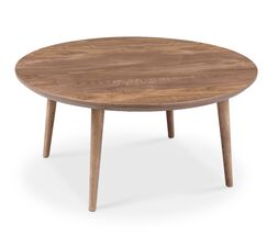 Sloan Offee Table Color: Solid leg