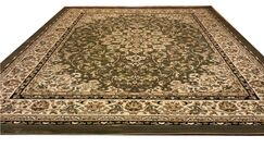 Green Area Rug Rug Size: Rectangle 7'11