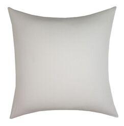 Pillow Insert Size: 23.5