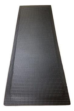 Relfex Anti-Fatigue Comfort Kitchen Mat Mat Size: 2' x 8', Color: Matte Black