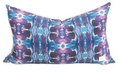 Flourite Lumbar Pillow