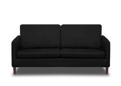 Fitzpatrick Sofa Upholstery: Black