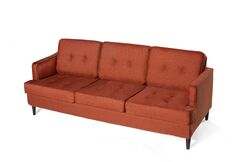 Chingford Standard Sofa Upholstery: Spice