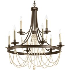 Genevieve 9-Light Chandelier